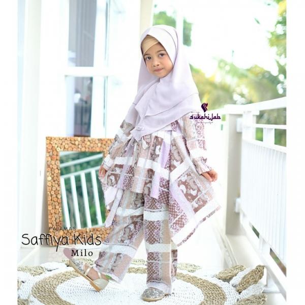 Pajamas Saffiya Kids (Xs-M)