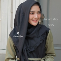 Scarf - Annora Voal